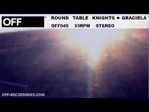 Round Table Knights - Graciela - OFF045 | Label:OFF Recordings  Release number: OFF045  Artist: Round Table Knights  Title: So Good EP (Incl. Teenage Mutants Remix)  Format: Digital/Vinyl  Distribution: Baseware Distribution (Digital) / Deejay.de (Vinyl)  Releasedate: 23.01.2013
