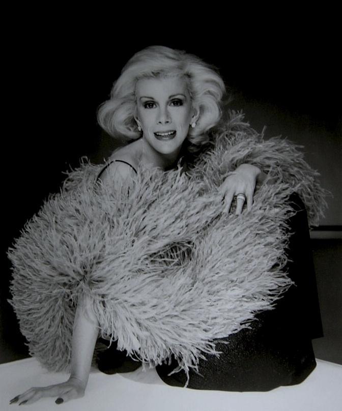 1970 Joan Rivers