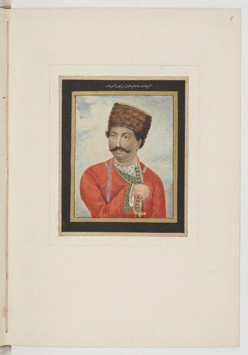 Mirza Jawan Bakth, eldest son of Shah Alam II