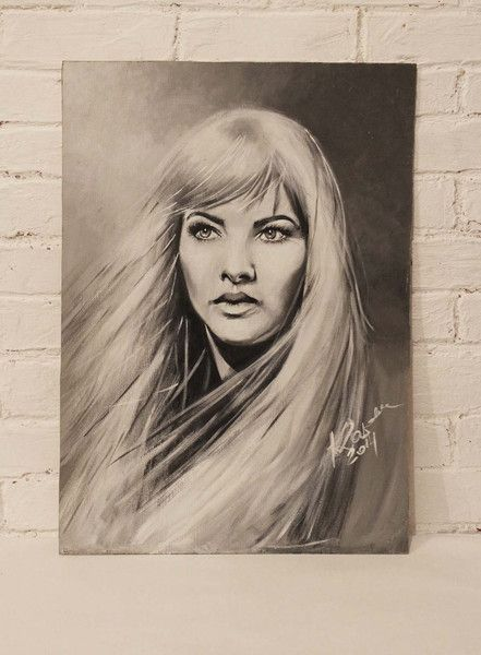 Obraz akrylowy Barbara Brylska - KamaZawadzka - Obrazy akrylowe