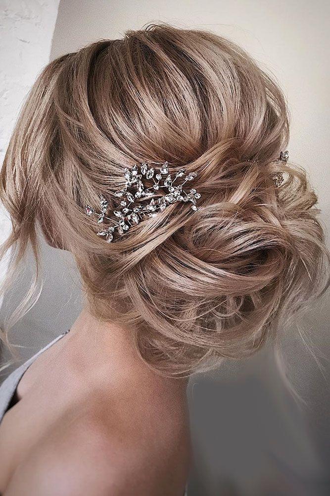 Inspiring Wedding Hairstyles By Tonya Stylist ❤ See more: http://www.weddingforward.com/wedding-hairstyles-by-tonyastylist/ #weddings
