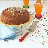 Buon martedì grasso a tutti!! 🎭🎉🎉 La mia Torta zebrata multicolor 😍 pubblicata sul nuovo numero di @atavolamagazine ❤