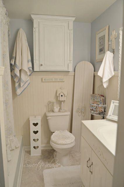 die besten 17 bilder zu badezimmer auf pinterest | shabby chic, Hause ideen