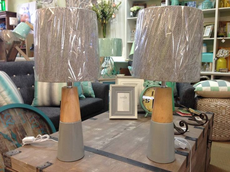 Taupe Lamps