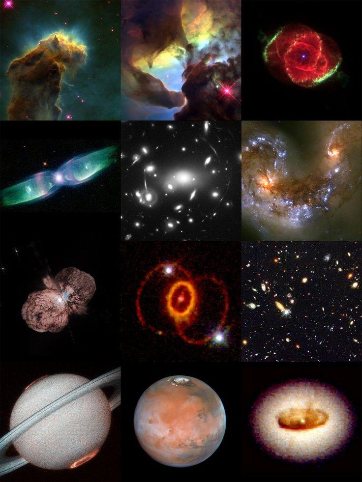 Hubble's smash hits