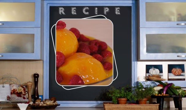 Season 1, Episode 1 - Poached Peaches.    Recipe available for download from http://www.sharonglass.co.za/uploads/menus/01-2012415224243.pdf    #cooking #recipes #food #peaches #poached #meals #weekdaymeals #SharonGlass #FoodinaFlash #TheHomeChannel #DSTV