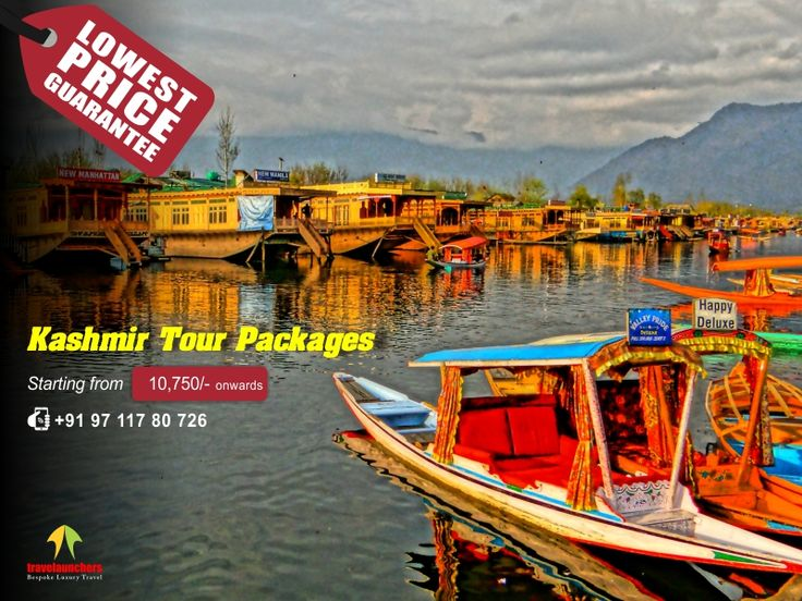 Book your Jammu & Kashmir tour package with Travelaunchers