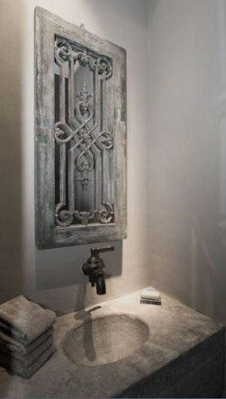 bathroom tiles grey stone powder rooms 50 best ideas