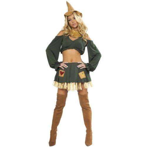 sexy costume scarecrow