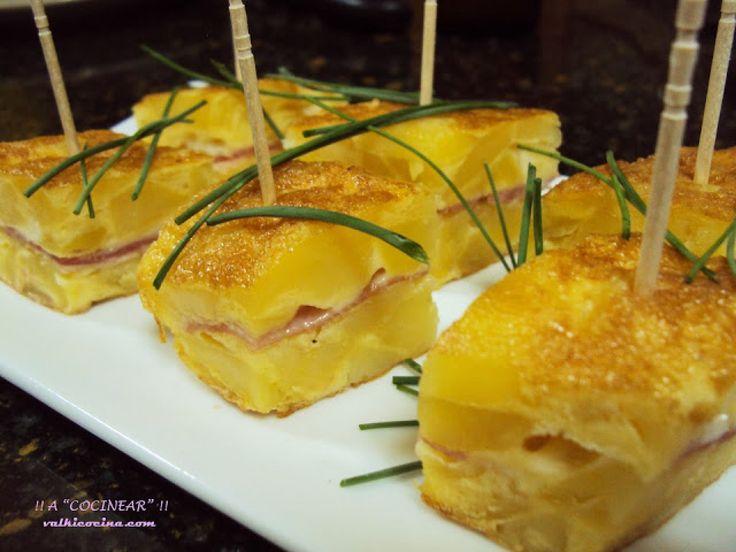 5 recetas de tortillas rellenas. Las ha recopilado el autor del blog La Cocina de Masito.