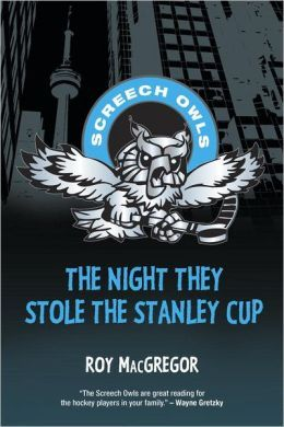 123oleary: The Night They Stole the Stanley Cup