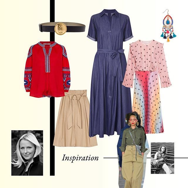 Shop Like The Editors: In this week's High Street Issue the fashion team has shared the ultimate edit of the catwalk trends they're shopping on the high street RN (plus one style bubble breaker that's out of their comfort zone) and we'll be sharing one everyday on Instagram. Today its executive fashion director @charliegrazia. Don't miss the issue on newsstands now!  via GRAZIA UK MAGAZINE OFFICIAL INSTAGRAM - Fashion Campaigns  Haute Couture  Advertising  Editorial Photography  Magazine…