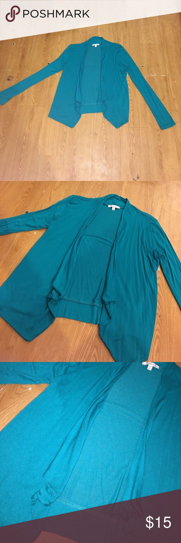 Dark Turquoise Cardigan dark turquoise cardigan Amber Blue Sweaters Cardigans