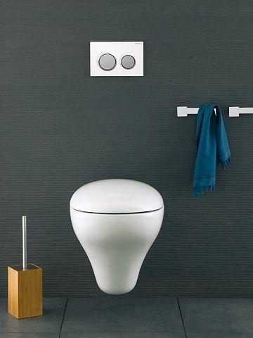 Collection Chamade Design Antonio Citterio / Plaque de déclenchement WC Geberit
