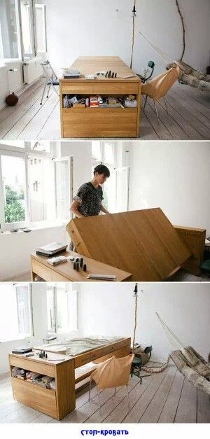 freunde von sleep desk that transforms from desk to sleep spot with a simple flip of the surface freunde von sleep desk that