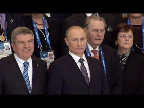 Μπαχ: «Να μην γίνουν οι Χειμερινοί Ολυμπιακοί Αγώνες πεδίο πολιτικών παι...