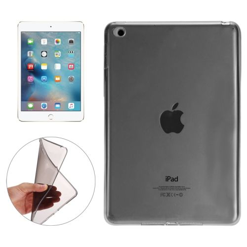 [€2.01] Smooth Surface TPU Case for iPad Pro 12.9 inch(Black)