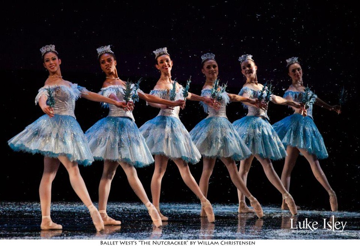 Ballet West's Nutcracker by William Christensen. Luke Isley Photography