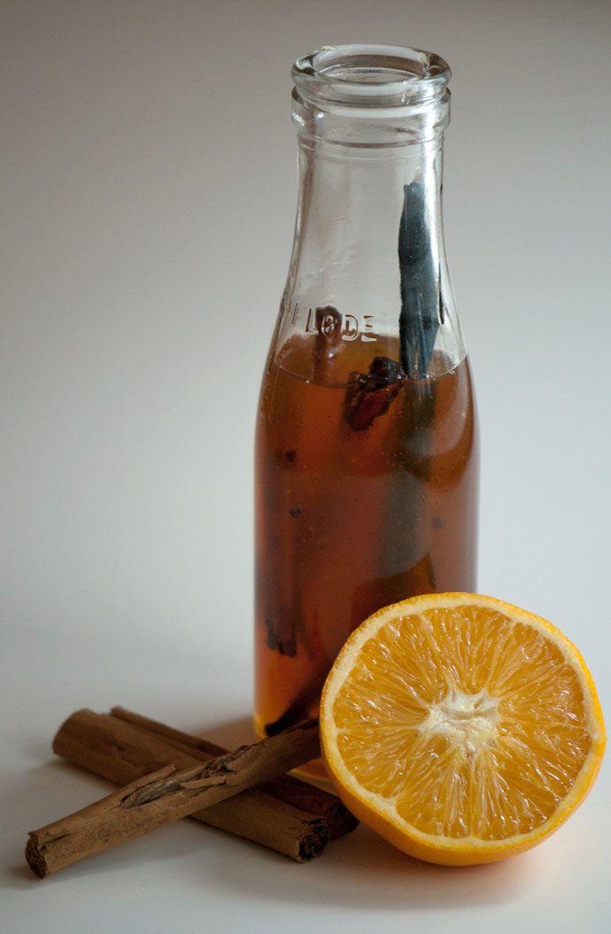 appelsinsirup julesirup