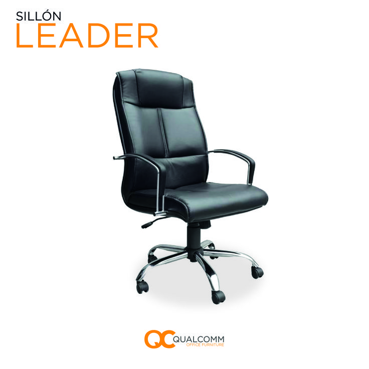 Tomando el pulso de los tiempos, combina una perfecta armonía junto con diseño.La silla Leader tiene una nueva experiencia de confort y entiende el nuevo estilo de una moderna oficina. #DiseñoInterior #InteriorDesign #GetOrange #QC #Office #Furniture #Leader #Chairs