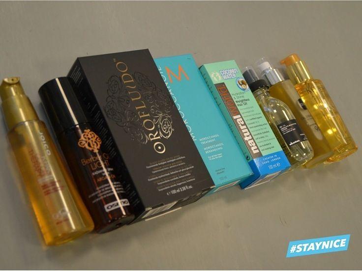 Hårolie - Se de mange anvendelsesmuligheder - Hair Oil