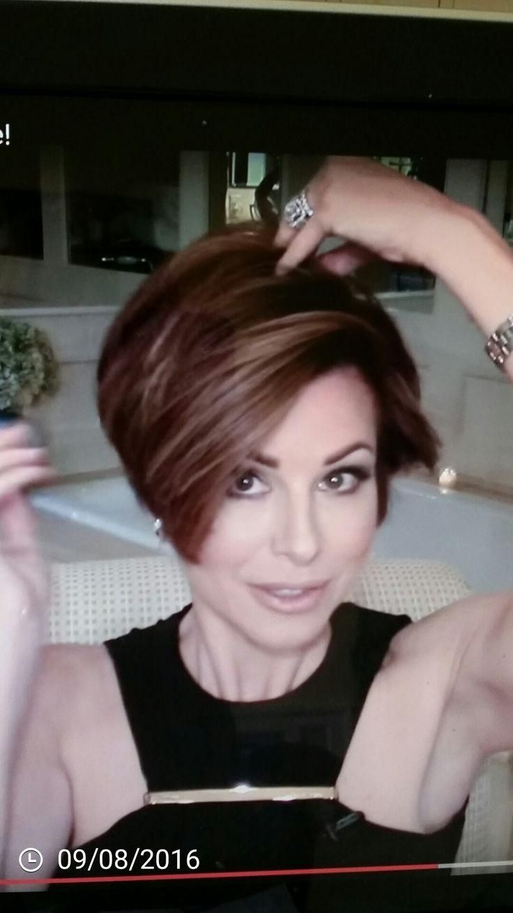 Image Result For Dominique Sachse Hair Hare Pinterest Makeup Inside Dominique Sachse Hair Pixie Bob Short Hair Pictures Hair Styles Thick Hair Styles