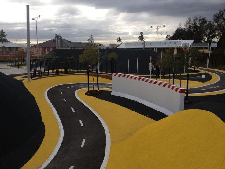 Pitstop playground - Banksia Grove