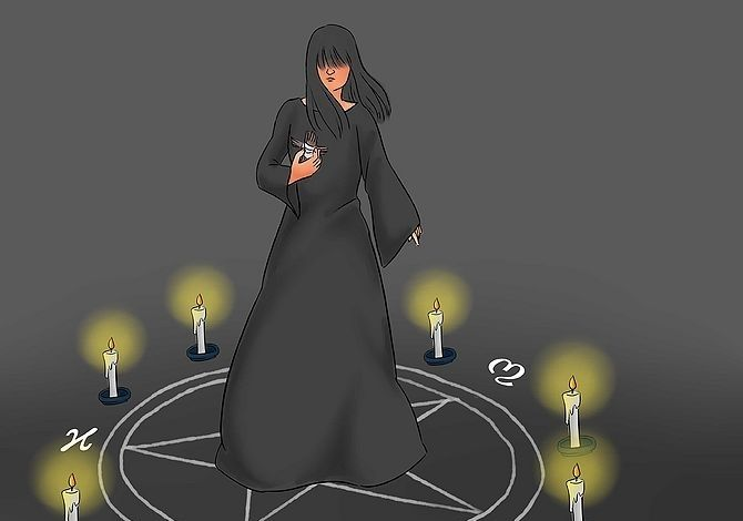 Get help of tantrik black magic to solve your life problems.