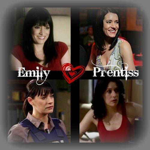 Paget as Emily Prentiss - Paget Brewster Fan Art (28089371) - Fanpop