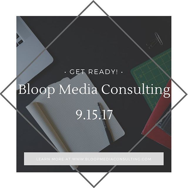 """""""Get Ready For Bloop! Visit us online to learn more about our Services 📲 ____________________ #marketing #socialmedia #smallbusiness #video #atlanta #marketingdigital #business #socialmediatips #socialmediamarketing #smallbusinessowner #consulting #entrepreneur #consultinglife #marketingtips #mediaart #media #clientele #branding #digitalmarketing #inspired #entrepreneurship #shoplocal #startup #social #getcreative #onlinemarketing #supportsmallbusiness #supportlocal #networkmarketing…"""