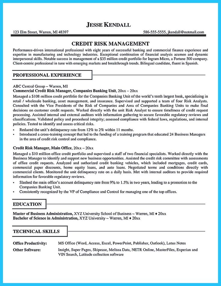 Volleyball Resume Cover Letter Athletic Trainer Sample Sports   Credit Risk Analyst  Sample Resume  Credit Analyst Resume Sample