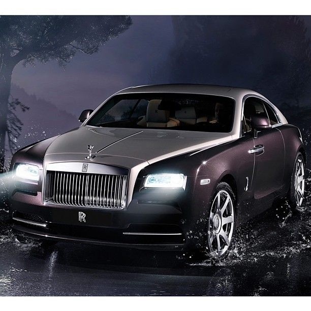 The New Rolls Royce Wraith. I WANT THIS CAR SO BAD! DOESN'T HURT TO DREAM.