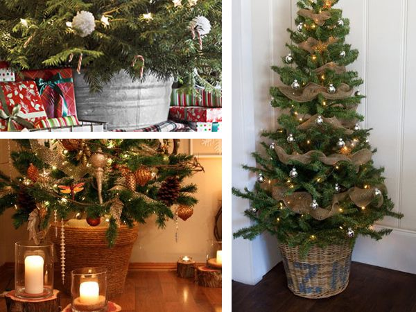 Best 25 Rustic Christmas Tree Stands Ideas On Pinterest  - Large Christmas Tree Stands For Sale