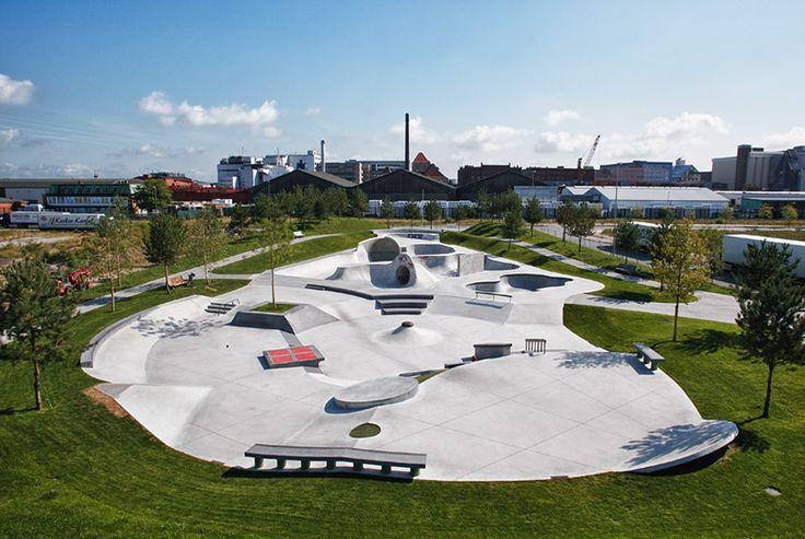 WES-Park-im-Ueberseepark-06-Streetanlage-Foto-Frank-Heinrich-Mueller « Landscape Architecture Works   Landezine