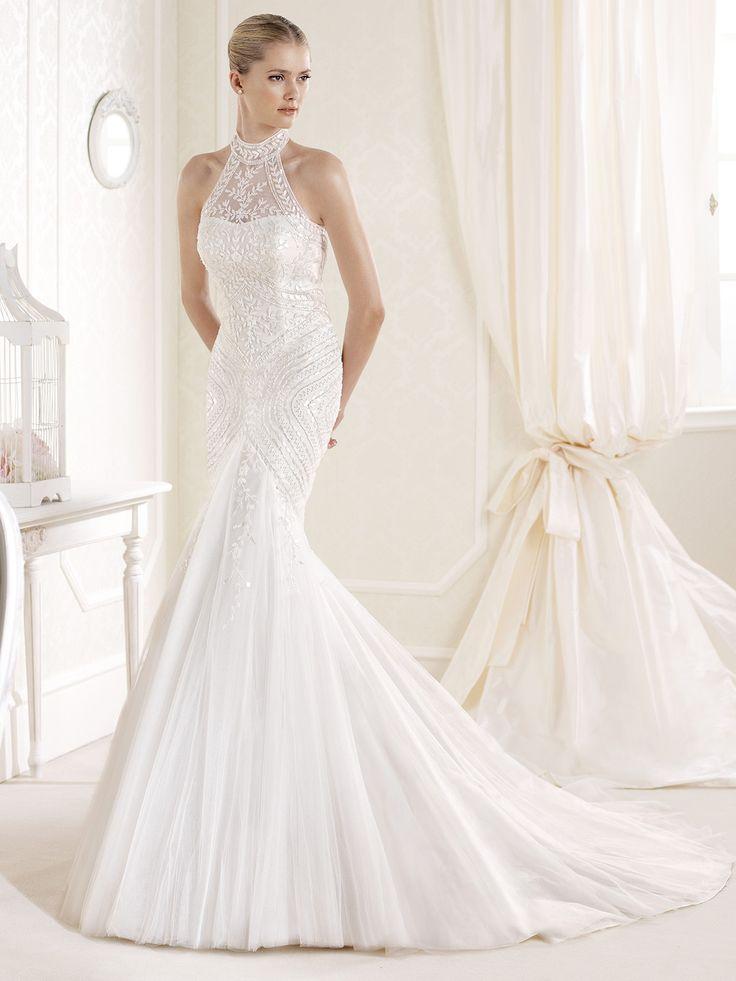 13 besten La Sposa 2014 Bilder auf Pinterest | Hochzeitskleider ...