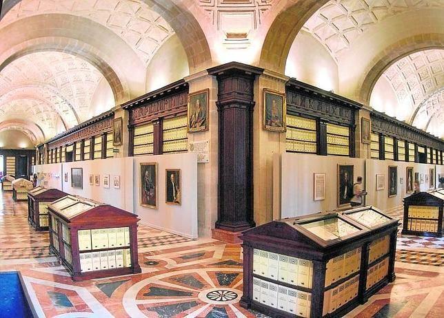 Archivo general de Indias (Sevilla, Spain)