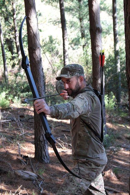 SAS Tactical Survival Bow - Excluding Take-Down Arrows