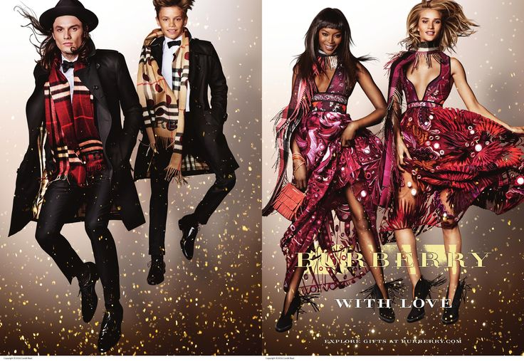 Week 5 - This image is from Vogue December 1, 2015. This is representative of experiential needs. The illustration provides the reader with sensory pleasure and exciting personalities to align with. Advertisement: Burberry (burberry). (2015, Dec 01). Vogue, 205, 36-36, 37. Retrieved from http://cmich.idm.oclc.org/login?url=https://search-proquest-com.cmich.idm.oclc.org/docview/1752316752?accountid=10181
