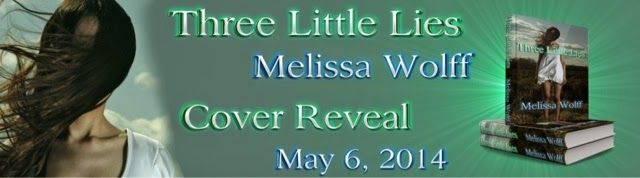 Kelly's Kindle Konfessions : Cover Reveal: Three Little Lies by Melissa Wolf