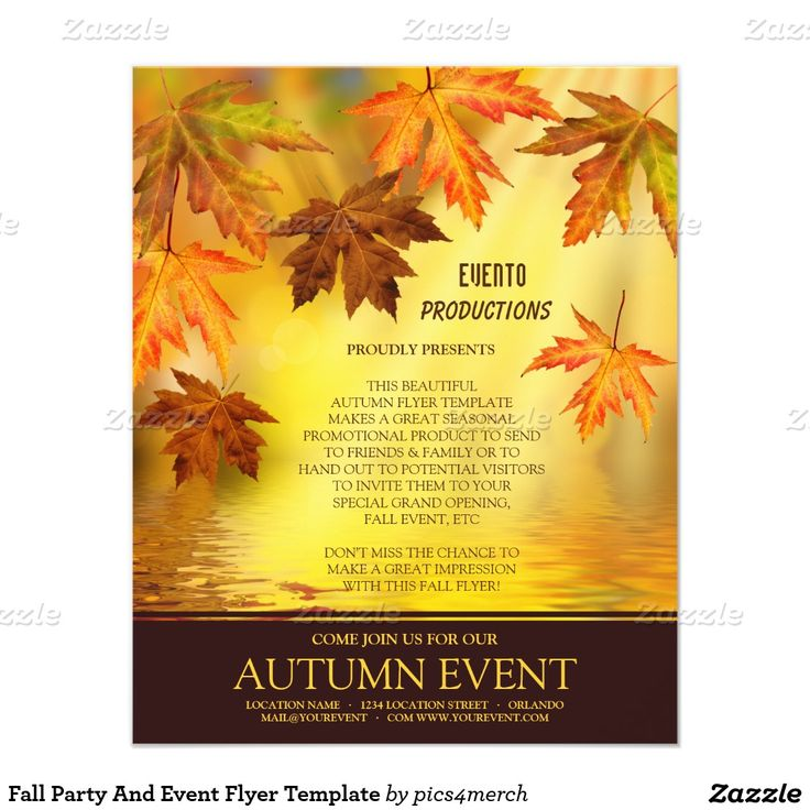 17 Best images about Fall Bazaar on Pinterest | Flyer template ...