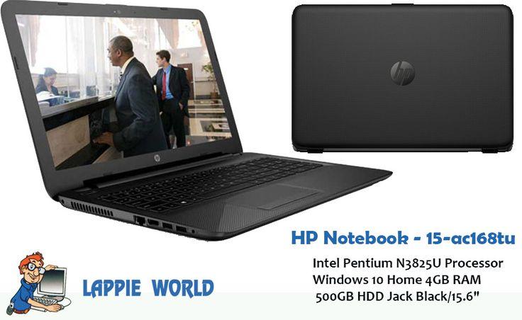 HP Notebook - 15-ac168tu