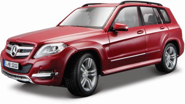 Maisto Μercedes Benz GLK Class 1/18 (36200) - http://kids.bybrand.gr/maisto-%ce%bcercedes-benz-glk-class-118-36200/