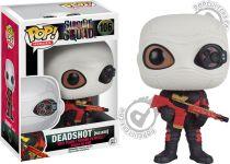 Suicide Squad movie - Deadshot with mask Pop! Vinyl Figure main image