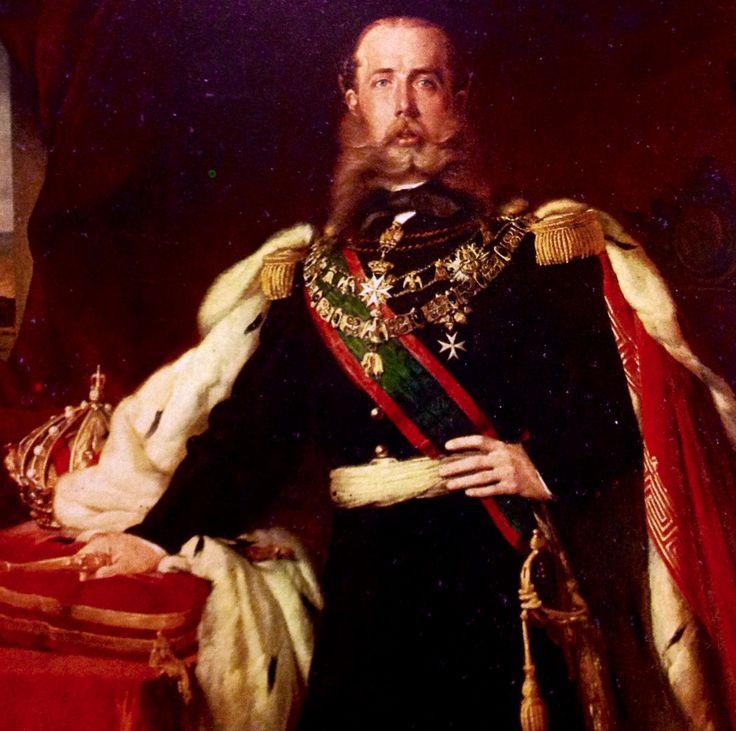 Emperador de Mexico, Maximiliano I de Habsburgo-Lorena