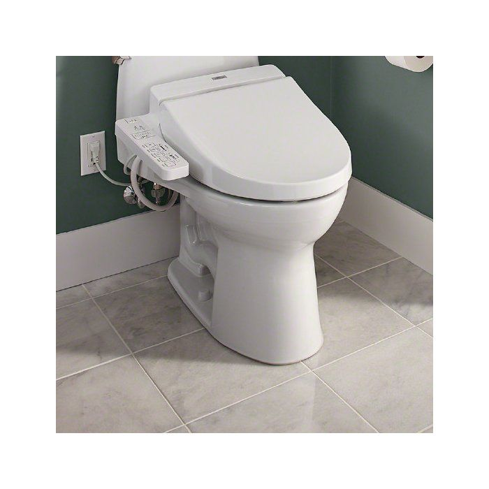 Cool Toto Washlet C100 Toilet Seat Bidet Reviews Wayfair In Pdpeps Interior Chair Design Pdpepsorg