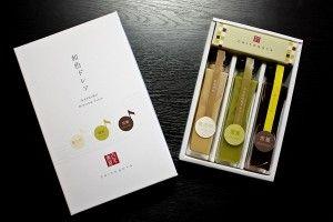 Japanese Dressing Package 和色ドレソのパッケージ