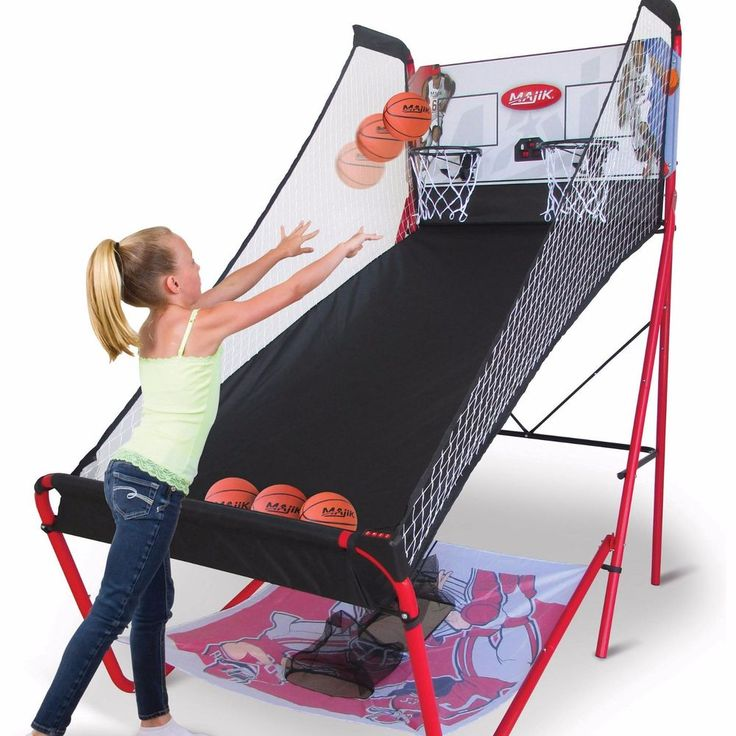FYI: Multi Game Basketball Table Combo 3 in 1 Football Baseball Family Play Room Kids