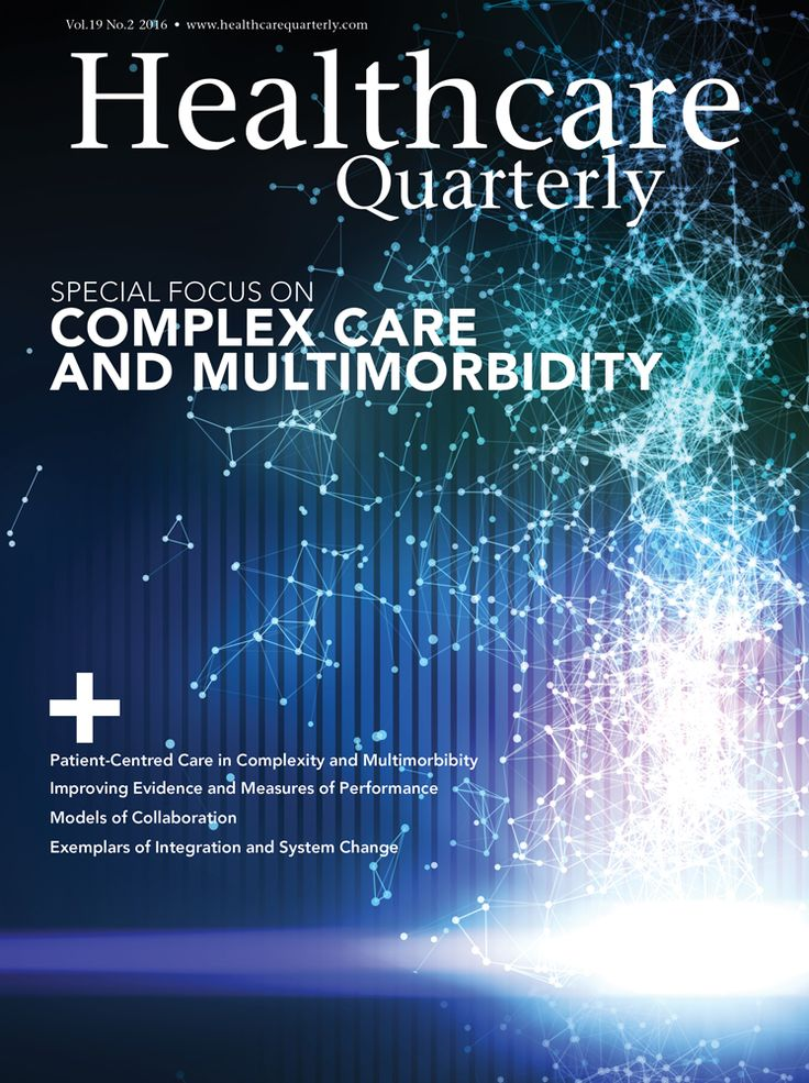 Healthcare Quarterly Vol. 19 No. 1 2016 :: Longwoods.com