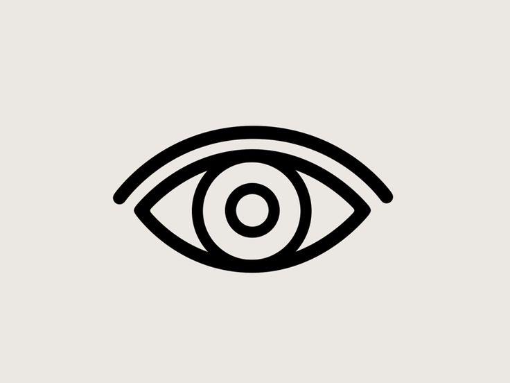 eye/vector/animation