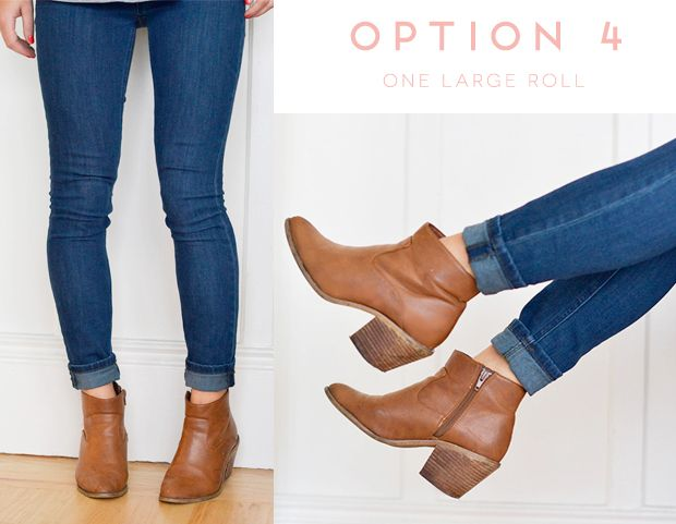 I get this question all the time. How are you supposed to wear booties with skinny jeans? Seems simple, but there really are a lot of options. And the answer changes depending on the ankle boots, t…